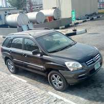 Neatly used Kia sportage for sale