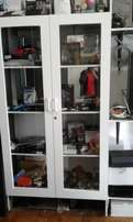 As new Shop Displayed cabinet shelf