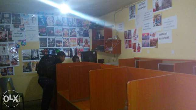 Cyber cafe and movie shop Pipeline - image 1