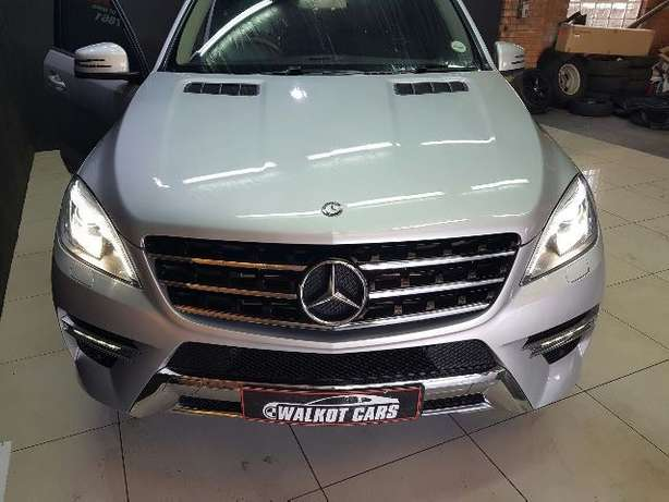 2014 Mercedes-Benz ML350 A/T Newcastle - image 4
