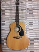 Yamaha F310 Acoustic Guitar with full service