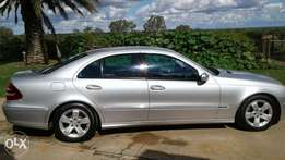 Mercedes benz E240 for sale