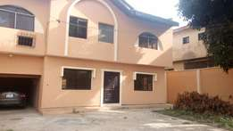 5 bedroom duplex with room and parlour BQ at Oluyole Estate