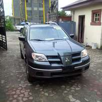 2006 Mitsubishi Outlander For Sale (Tokunbo, Lagos Port Cleared)