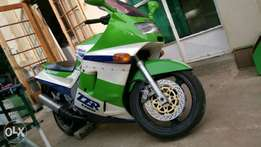 zzr1100 for sale or swop for a car