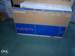 Samsung 55 Inch Series 6 Smart HD Tv New