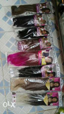 Voks hairs Wholesale and retail price Mlolongo - image 2