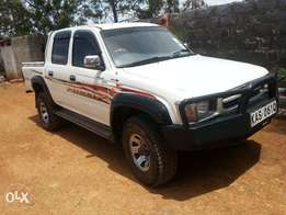 Toyota Hilux Double Cabin Four Wheel Drive