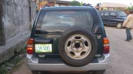 Super clean Suzuki jeep vitara first body 2002 model