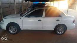 Hyundai accent 1.5cs