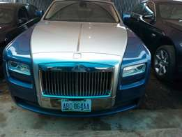 Rolls royce 2015 super sharp low mileage 800km