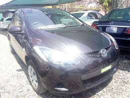 Quick sale Mazda demio 2010 kcp fresh import in Nairobi