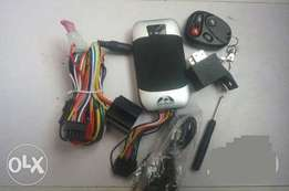 GPS car tracking device + installation