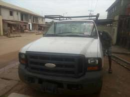 Tokunbo 2006 ford f250 truck