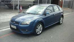 2008 Ford Focus 1.6 Si