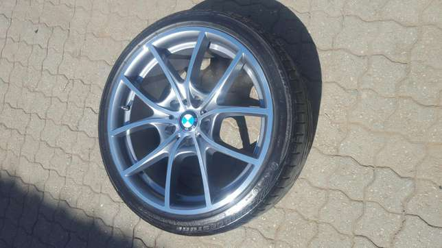 """19"""" BMW 6 Series rep Mags with Tyres Rustenburg - image 4"""
