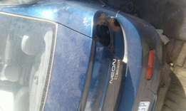 Chrysler neon body shell with papers accident free