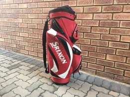 SRIXON golf cart bag with carry strap
