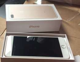 Brand new Apple iPhone 7 plus with sealed accessories