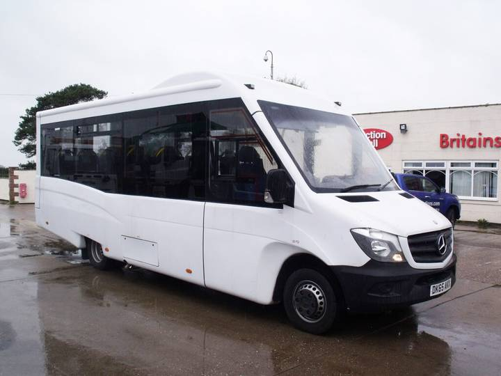 Mercedes-Benz Sprinter 513 - 2015