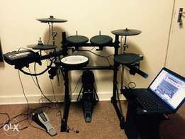 VDrums Electronic drum