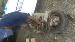 Toyota corrolla 160i 4afe. Engine for sale.