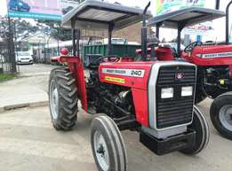 Mf 240 Massey Ferguson Tractor,50Horse Power,Perkins Engine and Plough