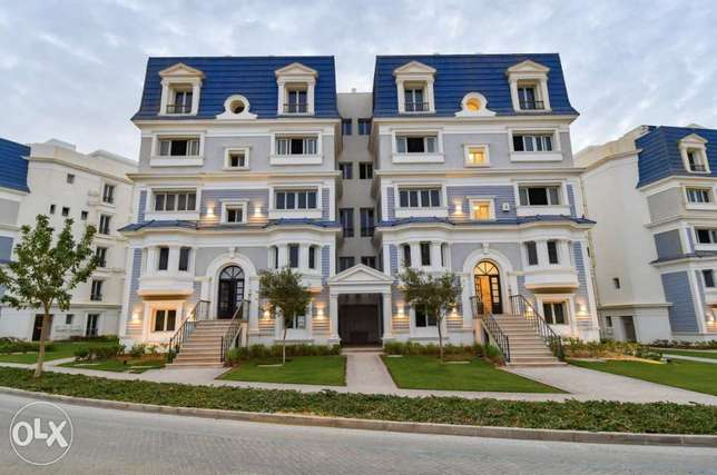 HOT DEAL Apartment 133 M for sale in mountain view Hyde park مونتن فيو