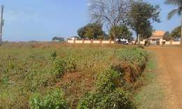 1 Acre on sale at Nkumba kasenyi road entebbr