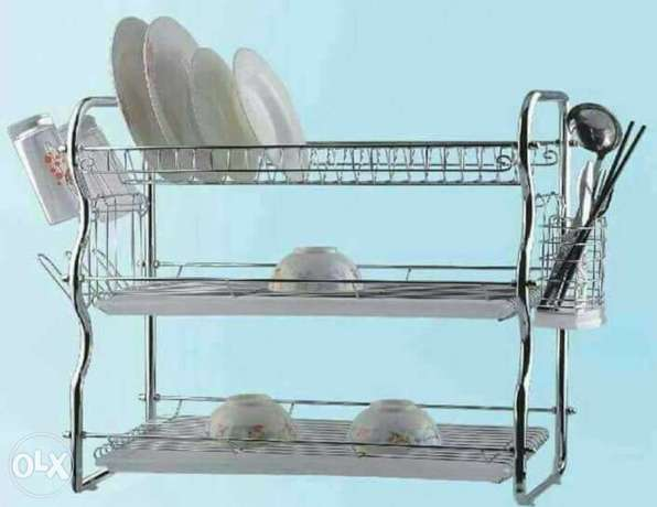 three tier dishrack City Centre - image 1