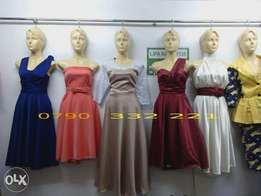 Tailored made Wedding dresses and gowns