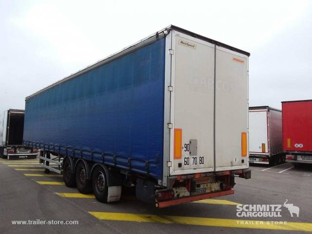 Frühauf Semitrailer Rideaux Coulissant Standard - 2011 - image 2