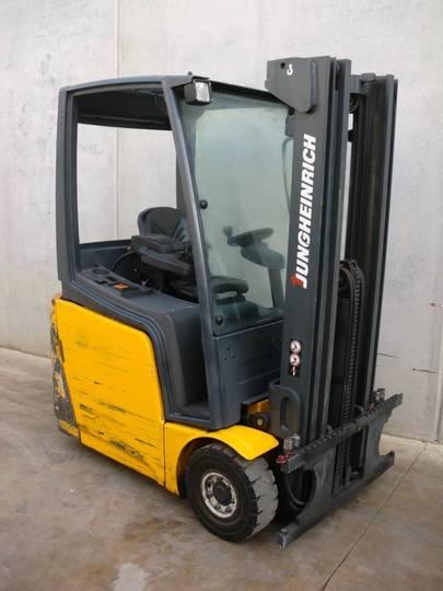 Jungheinrich Efg 215 450 Dz - 2012