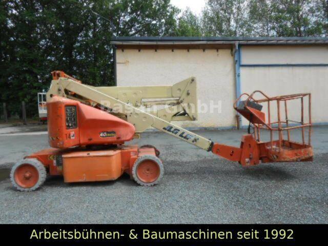 JLG Arbeitsbuhne N40 E, AH 14 m - 1998