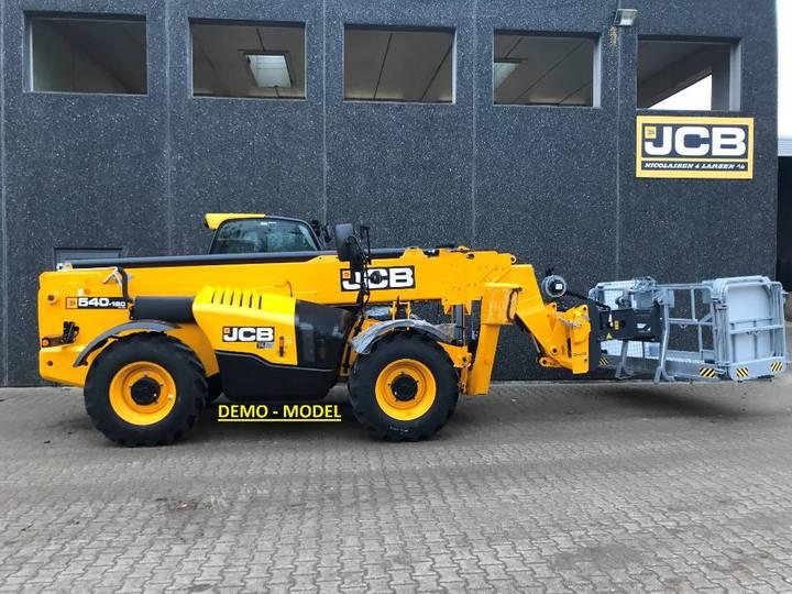 JCB 540-180 - 2017