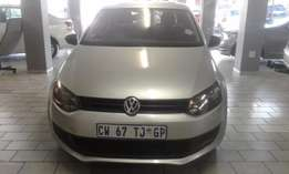 2014 Polo 6 1.4 for sell 120000r