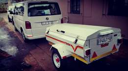 Super 6 Venter trailer