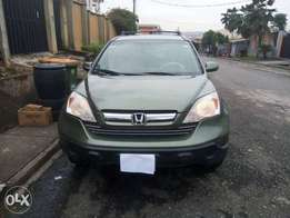 Reg Honda CR-V Jeep 2008 perfectly drives well and neat