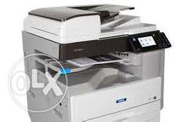 Brand NEW Ricoh Photocopier , printer and Color scanner.