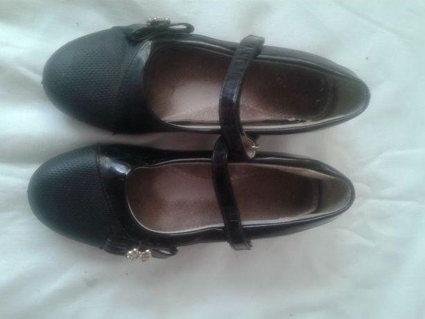 a325959c2 Детские туфли для девочки, 34 размер: 100 грн. - Детская обувь Днепр ...