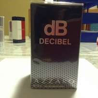 Azzaro Decibel perfume(men)-Brand new sealed in box