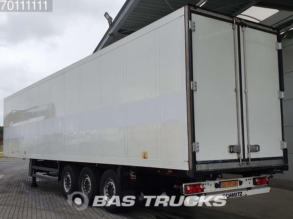 Schmitz Cargobull SKO24 Carrier Vector 1850 Blumenbreit - 2011 - image 2