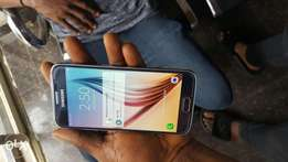 Very neat new Samsung galaxy s6 for sale