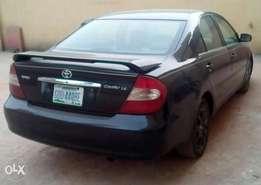 Clean Camry 2004 for sell 1,100,000