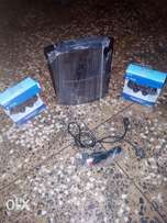 PlayStation 3 with games&accessories for sale