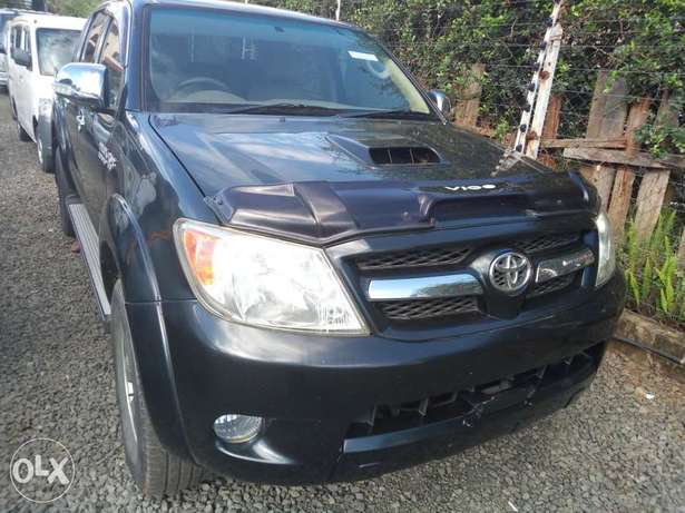 Toyota Hilux for sale(diesel) Hurlingham - image 6