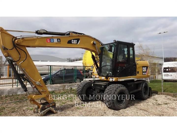 Caterpillar M313d - 2011