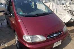 Buy and drive register Ford Galaxy