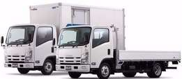 6 ton and 8 tonner for storage removals..quick and precise.