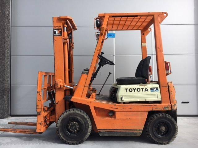 Toyota 4FG10